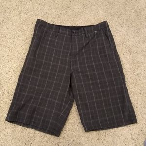 Men's Hurley shorts size 32